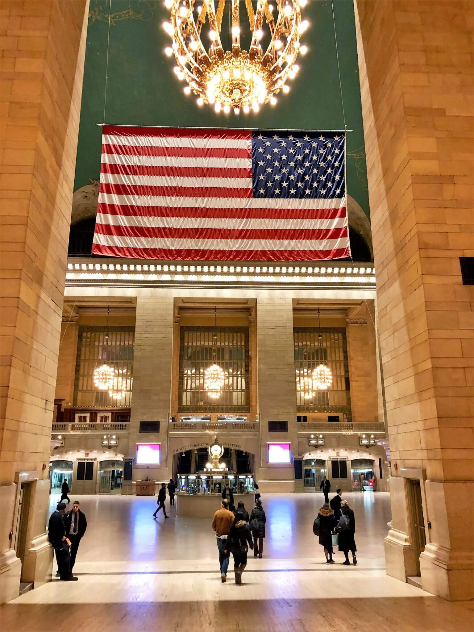 spaces and places grand central station