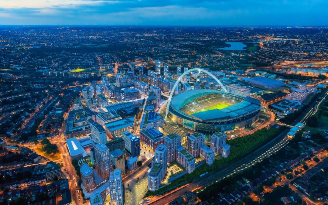Wembley: A national gem gets a polish